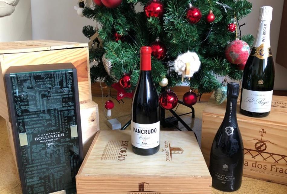 5 regras para o Natal. Ou então esquecê-las e beber… o que nos dá mesmo prazer! Feliz Natal!