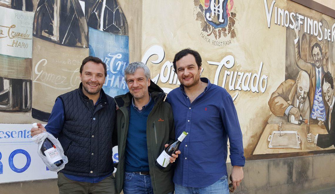 Gomez Cruzado. David, a romantic in Rioja Classica